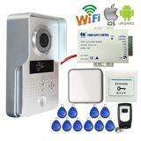 Free-Shipping-Outdoor-RFID-Access-Wireless-Wifi-font-b-IP-b-font-Doorbell-Camera-Video-font
